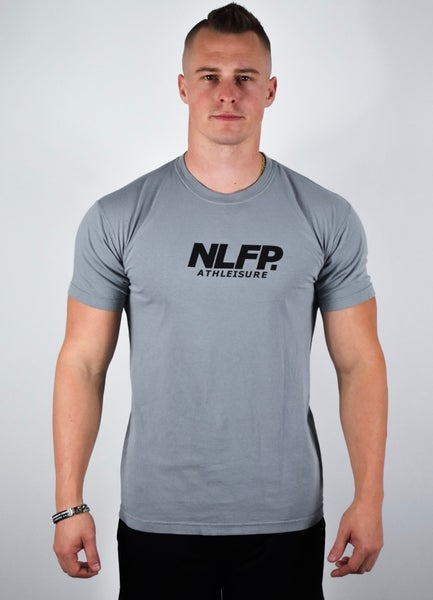 Image of ATHLEISURE TEE SHIRT GREY