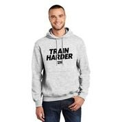 Image of Train Harder Hoodie T21H