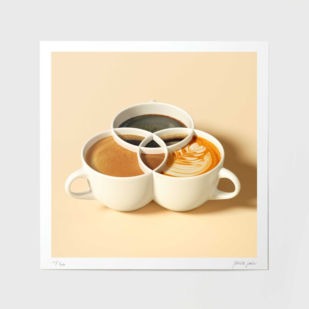 Image of Sharing coffee