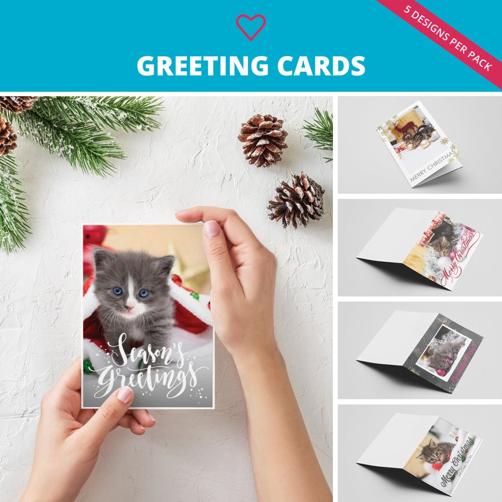 Image of Christmas Cards - 10 Pack