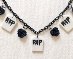 Image of  Death by Beauty Necklace