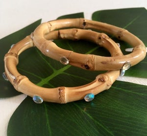 Image of 3 Colors - Bamboo Boogie Bangles