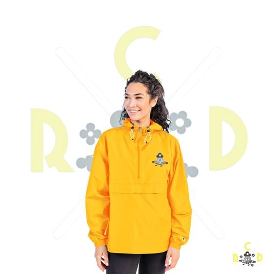 Image of RISING SUN windbreaker rain jacket