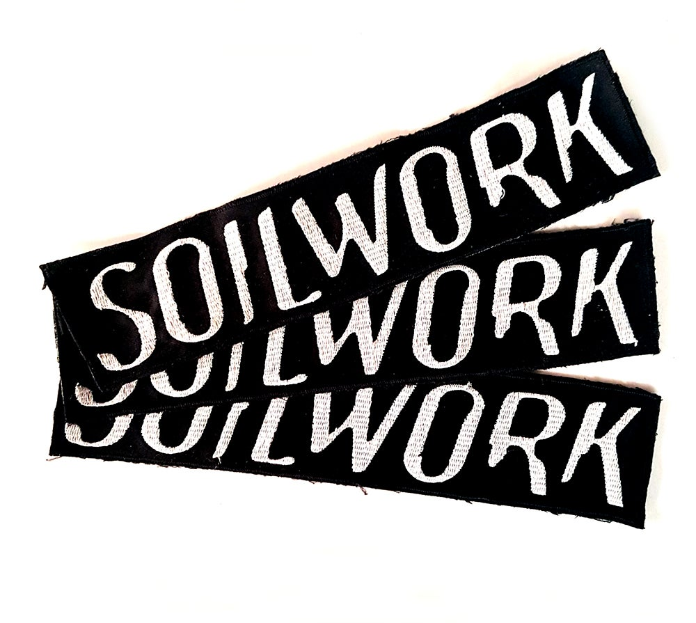 Image of PATCH - Soilwork Australian Tour 2019
