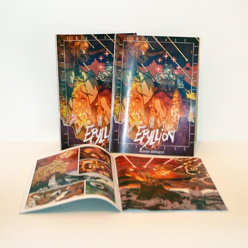 Image of EPYLLION - BD