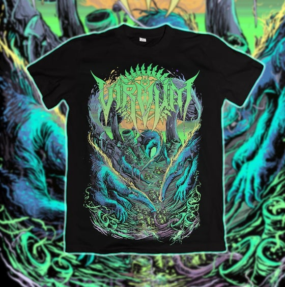 "Image of Shirt ""Anteater"" (European Sale)"