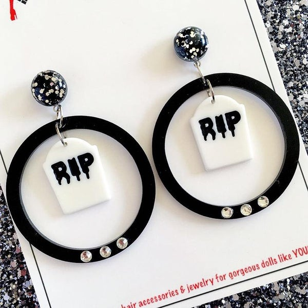 Image of Death Becomes You Earrings