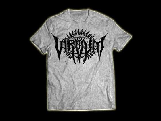 Image of Shirt Logo Grey