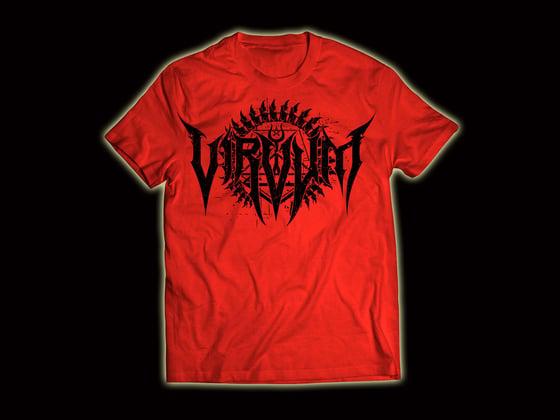 Image of Shirt Logo Red (European Sale)