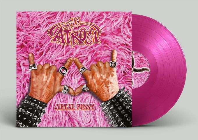 Image of Metal Pussy 2LP