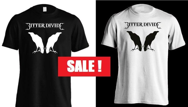 Image of Bitter Divide - Limited - Mens - T-Shirt