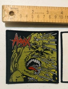 Image of HIRAX Raging Violence Patch