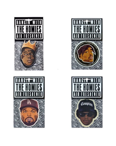 Image of Hangin' With The Homies Air Fresheners