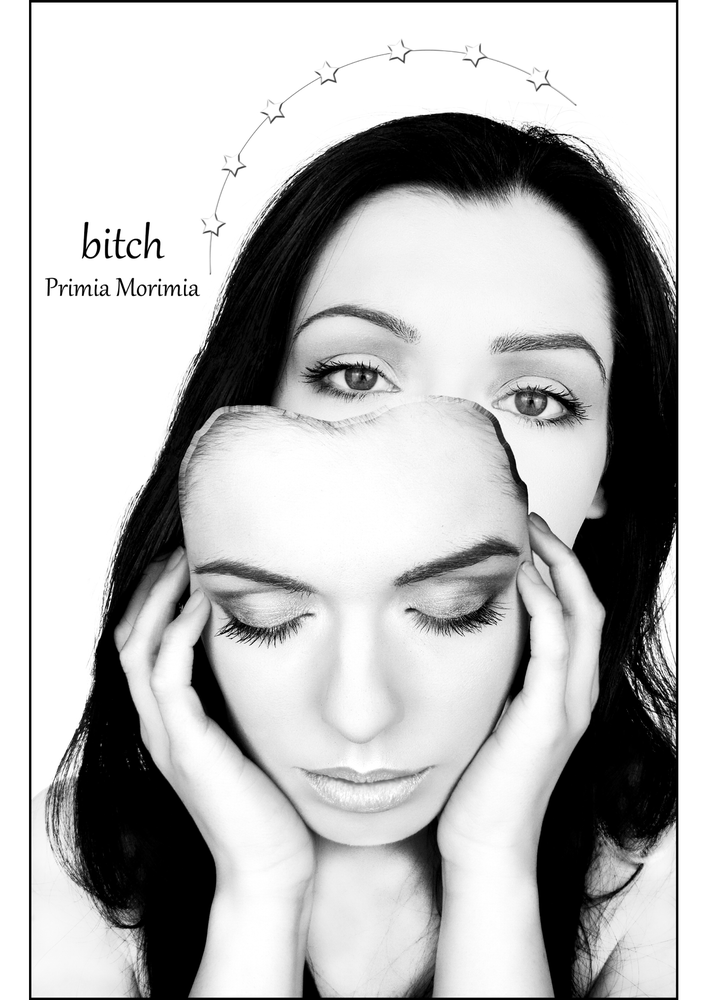 Image of Primia Morimia bitch Poster