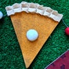 5 foot Felt Pie Slice Garland