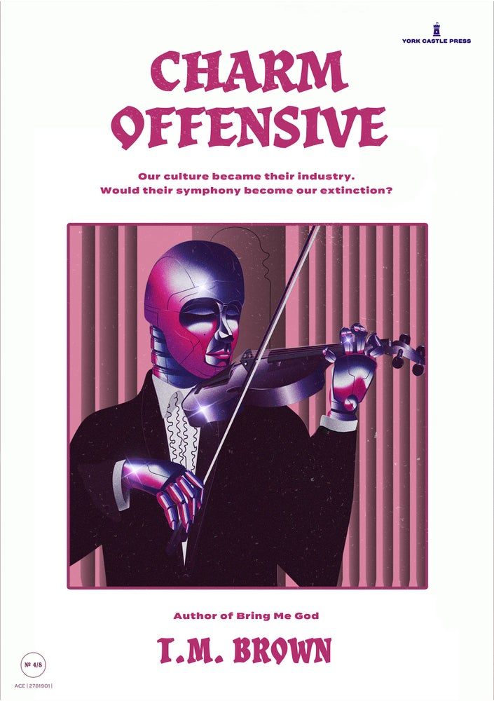 Image of Charm Offensive. Giclée Print.