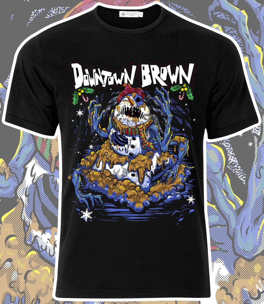 Image of Brown Xmas Tee