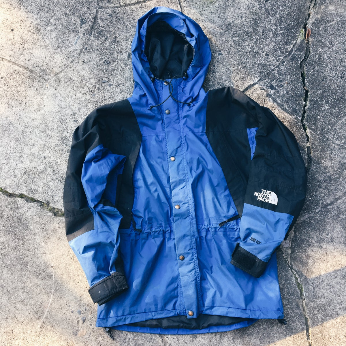 Image of Original 90's North Face Mountain Light Jacket.