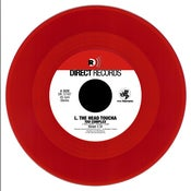 "Image of L THE HEAD TOUCHA ""Too Complex"" b/w ""It's Your Life"" 7"" Vinyl (transparent red colored)"