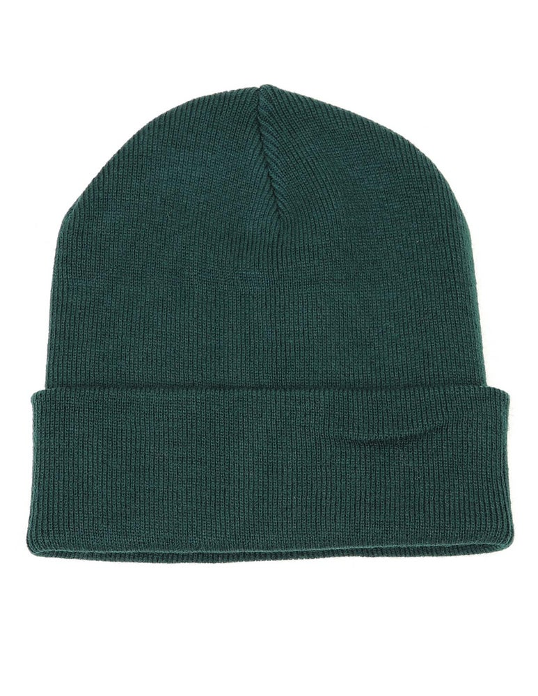 Image of Jungle Green Paradise Classic Beanie