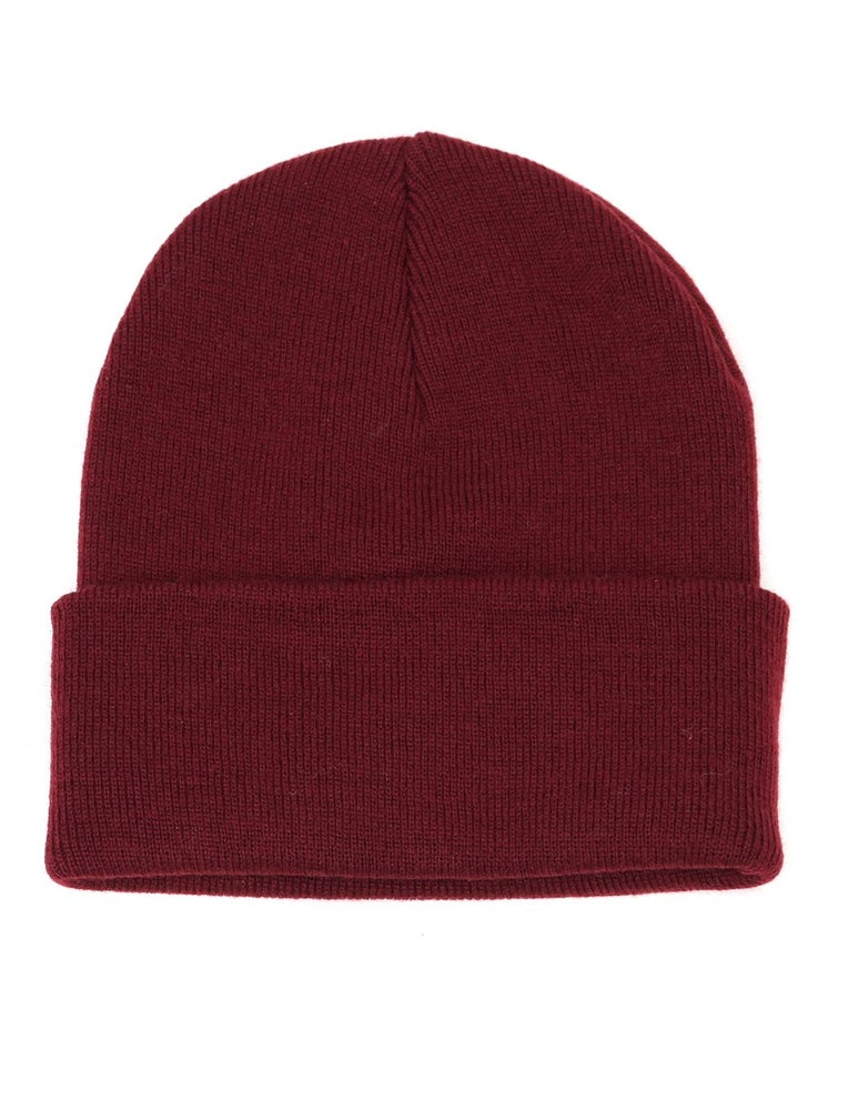 Image of Sunset Red Paradise Classic Beanie