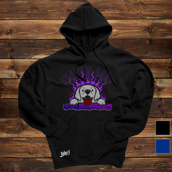 Image of Shadow Dogs Hoodie - Black