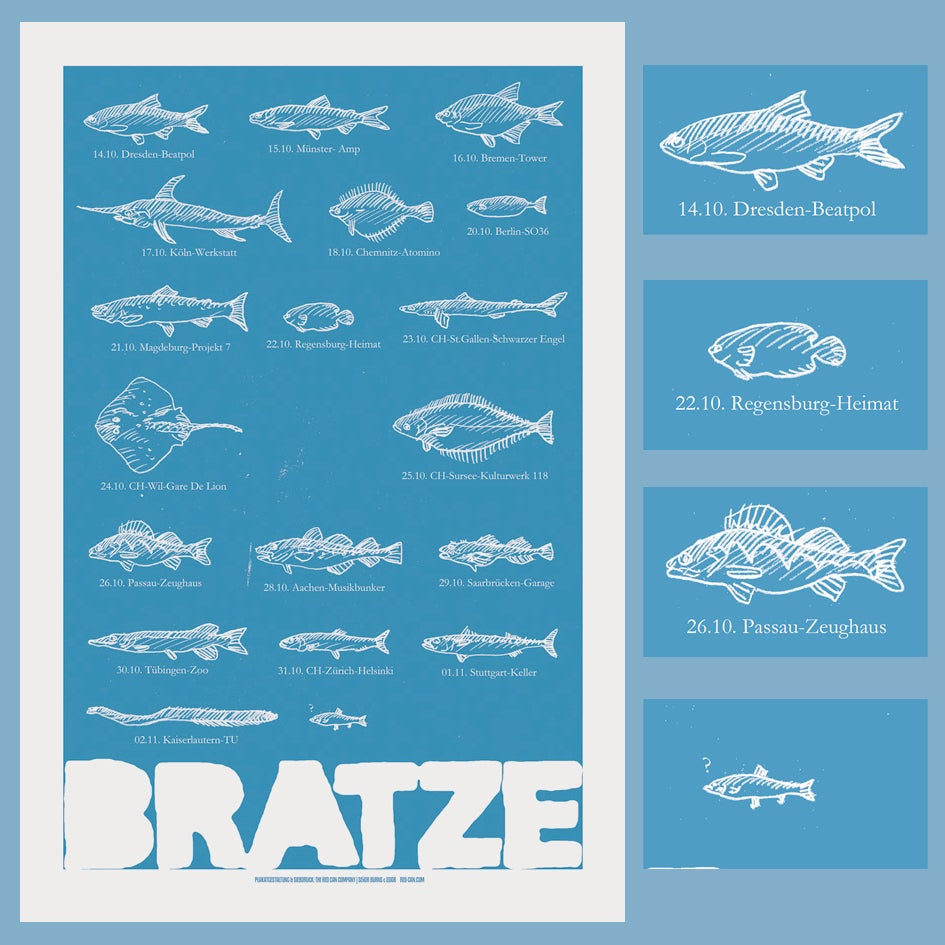 Image of BRATZE (TOUR 2008)