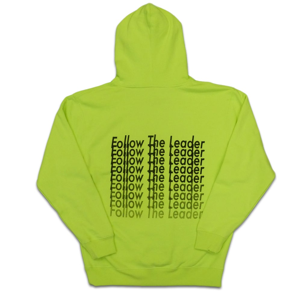 Image of Repeater Hoodie (Safety Green)
