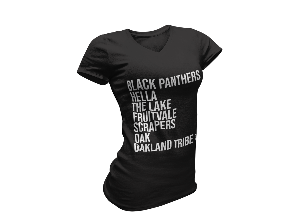 Image of OAKLAND 'WHERE I REP' TSHIRT