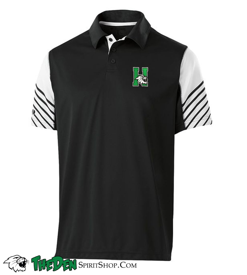 Image of Adult Arc Polo, Black
