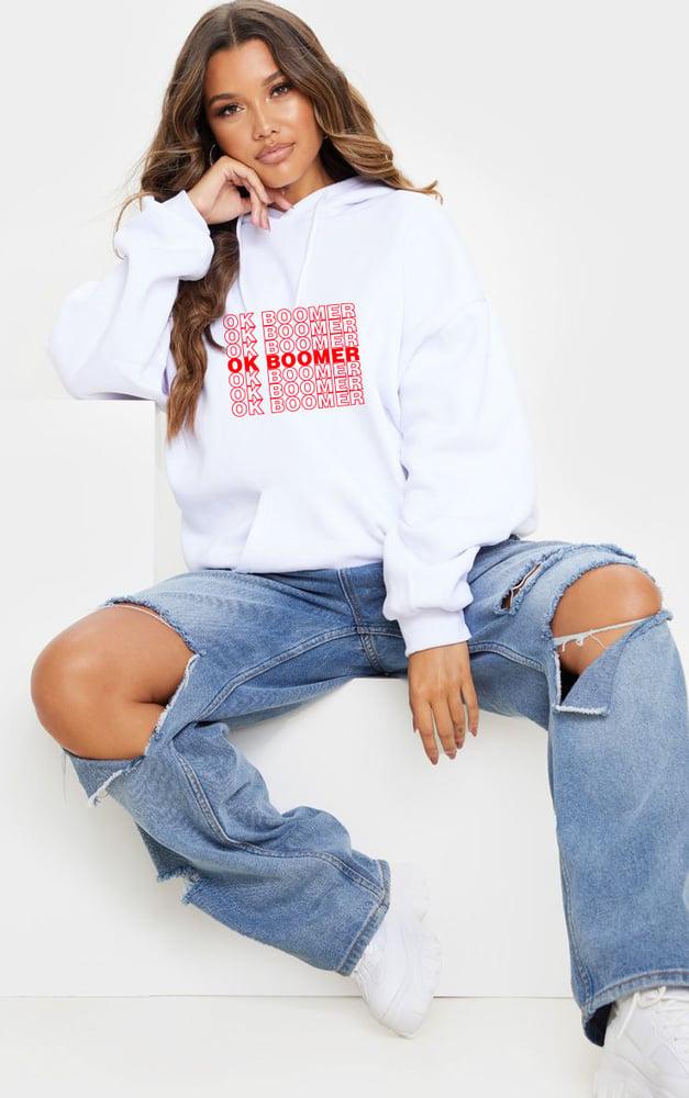 Image of OK BOOMER - hoodie