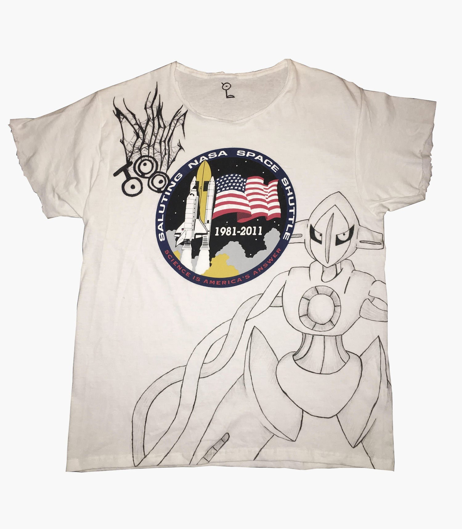 Image of 1/1 SPACE SHIRT