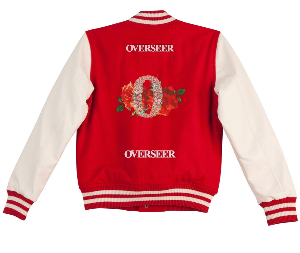 Image of OVERSEER LETTERMAN COAT