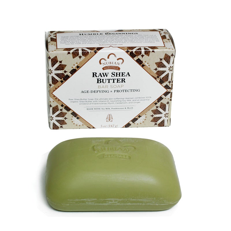 Image of YShea+Frankincense+Myrrh+Ginger 4-in-1 bar soap: Anti-aging, Aroma, heals and Rejuvenates!
