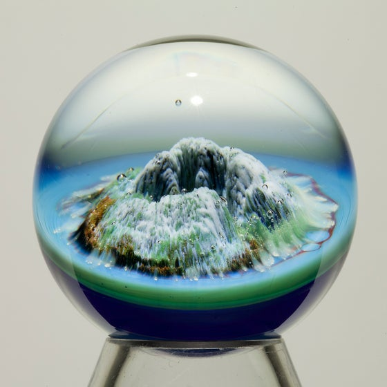 Image of Winter Island Marble 3