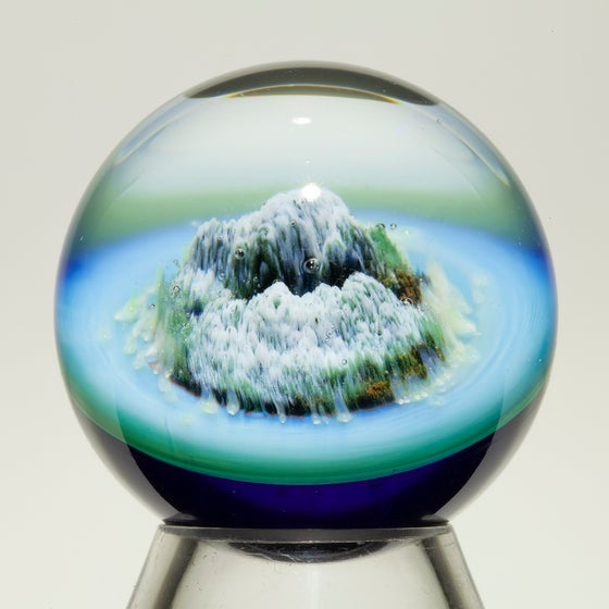 Image of Winter island Marble 4