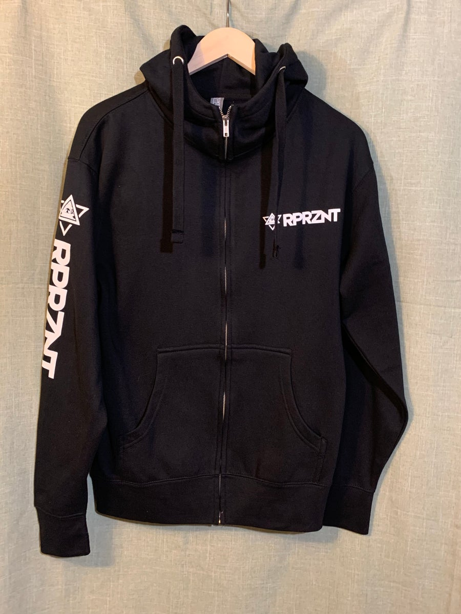 Image of Owl Star Limited Zip Up Hoodie