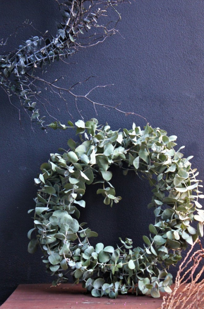 Image of Wreath making workshop with Kerstin (number 3!)Sunday Dec 1st 3-6pm