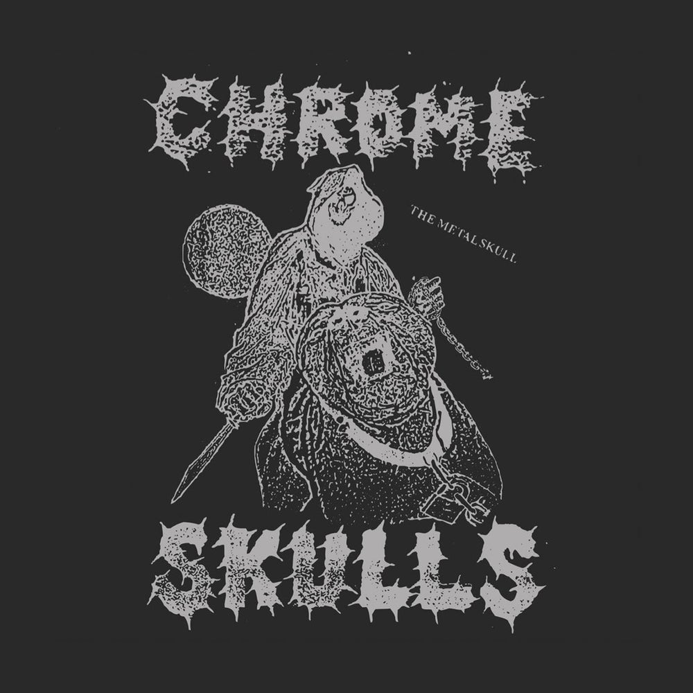 "Image of Chrome Skulls - The Metal Skull 7"" EP"