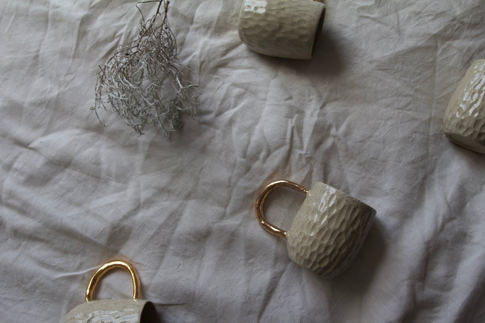 Image of Carved Mugs