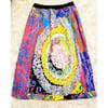 Charm Floral Print Skirt