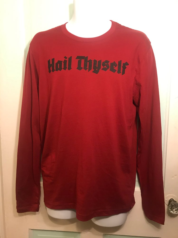 Image of Hail Thyself