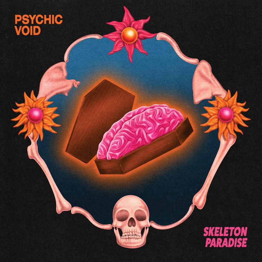 "Image of Psychic Void - Skeleton Paradise 10"" LP"