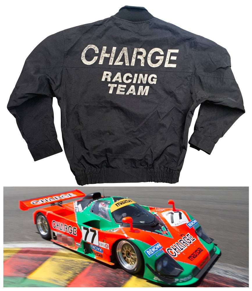 Image of Vintage Charge Racing Team Bomber