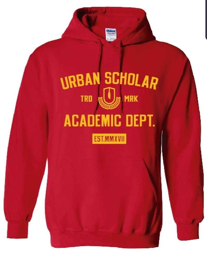 Image of Academic Dept Hoodie