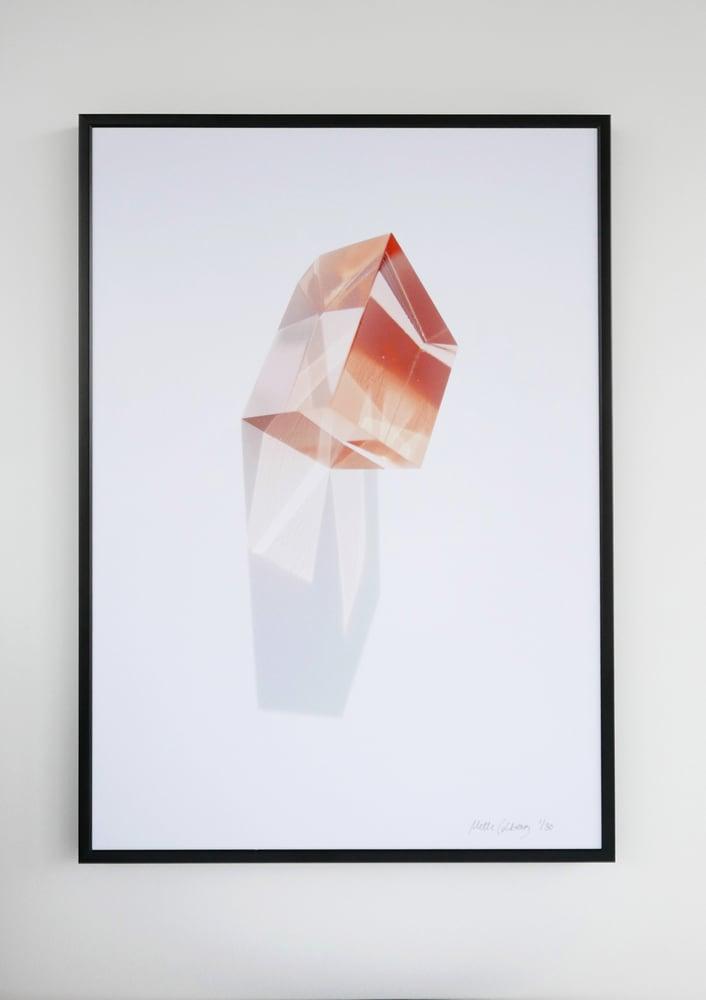 Image of Komponent 02 - Giclée print