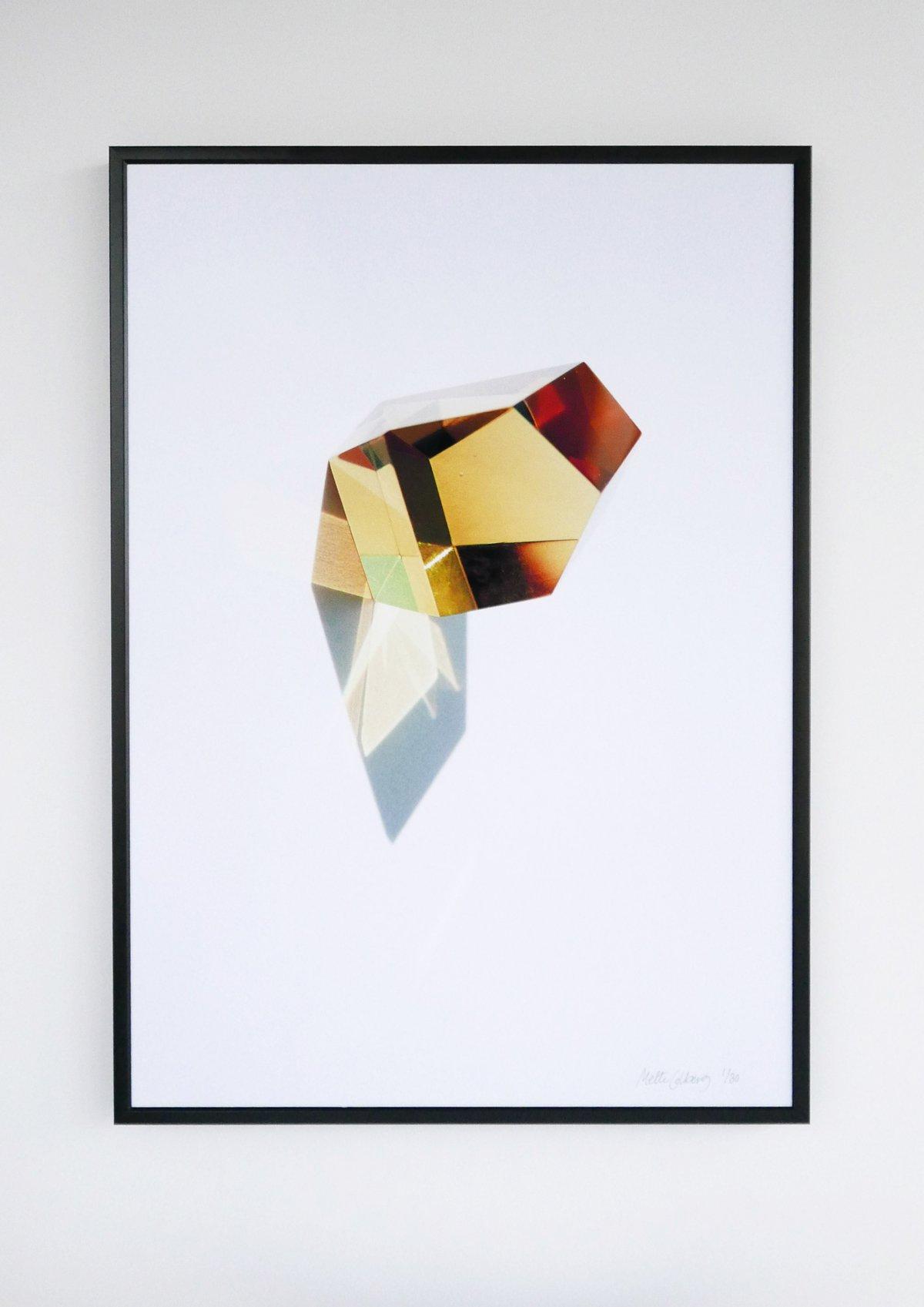 Image of Komponent 03 - Giclée print