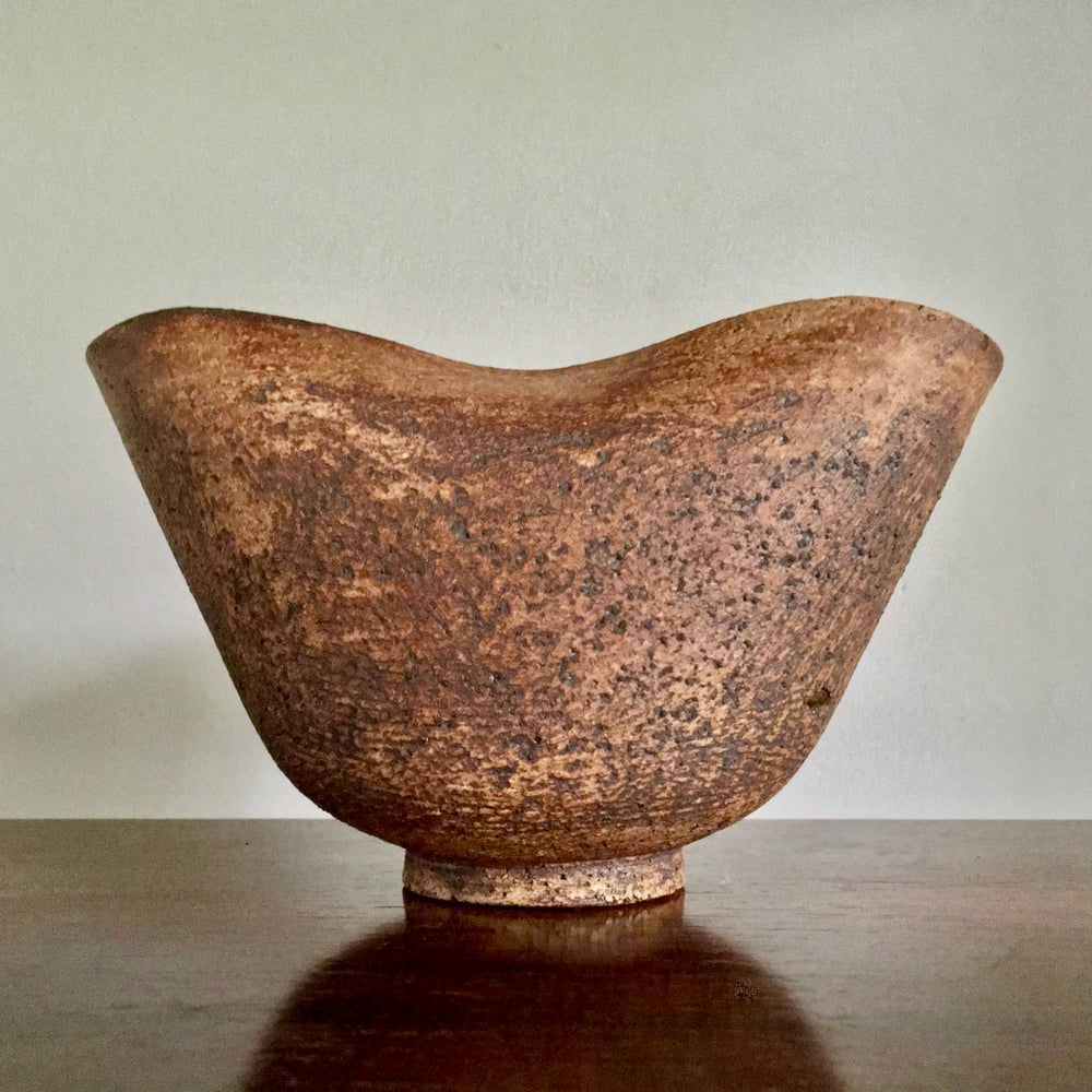 Image of Ceramic Vessel by Waistel Cooper, England 20th Century