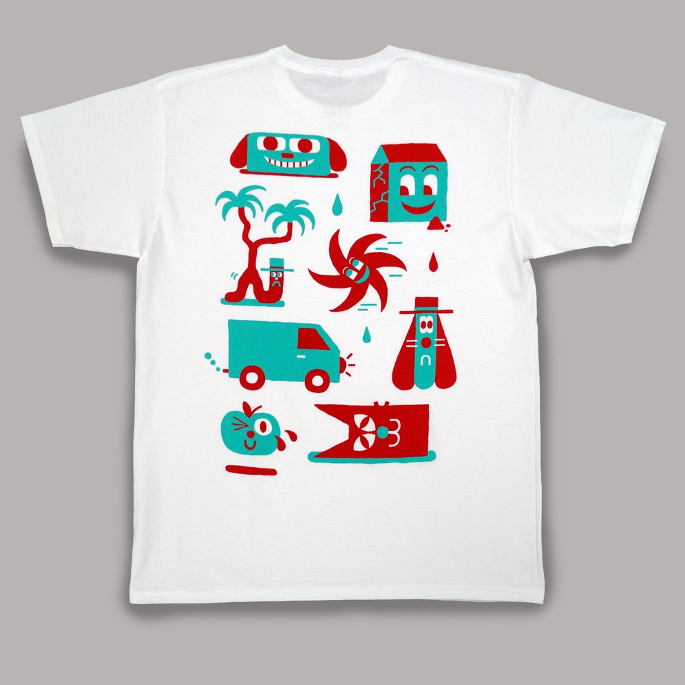 Image of Tip Top Super Glooper Gang Tee Shirt
