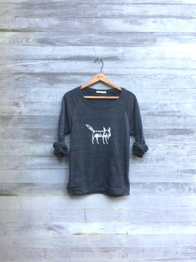 Image of Fox Sweatshirt